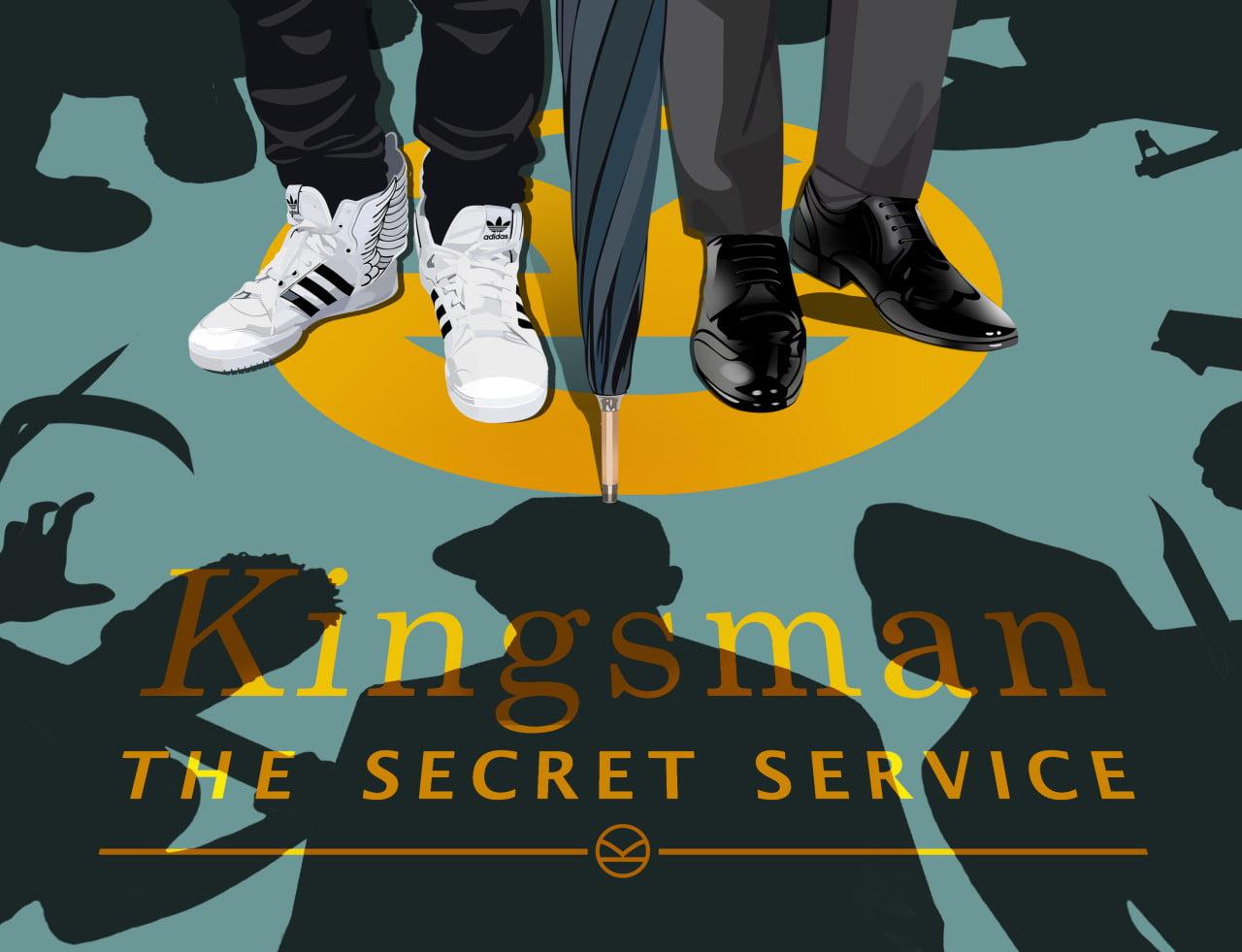 Kingsman Секретная служба Сценарий
